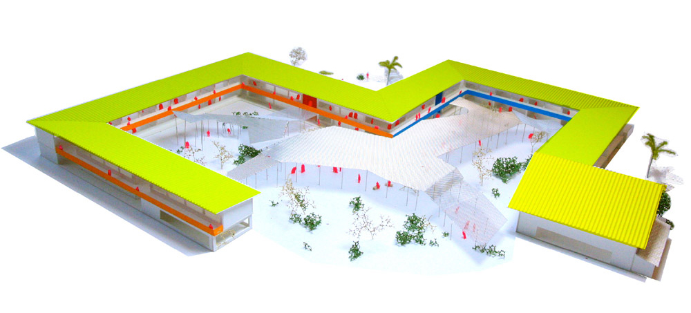 2nd Prize School in Bonaire